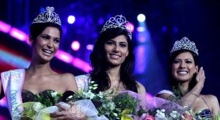 Miss India Pageant Winners 2012