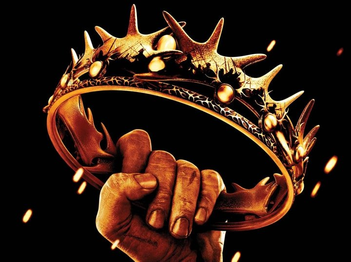 Game of Thrones Poster Crown
