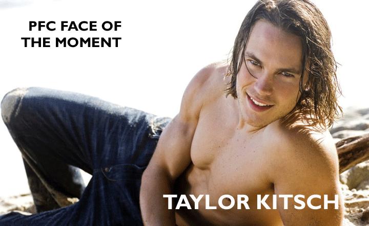 Taylor Kitsch Shirtless