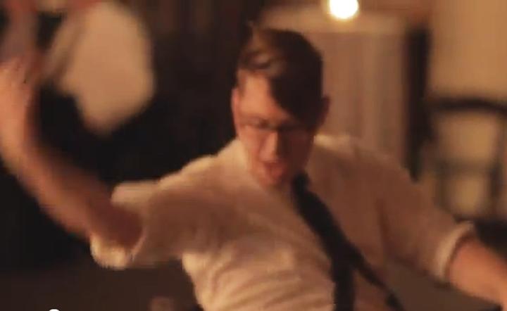 Gay Man Dancing Proud Mary