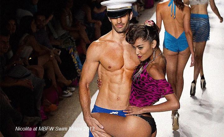 Nicolita Swimwear 2013 Miami