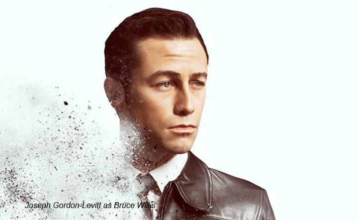 Joseph Gordon-Levitt in Looper
