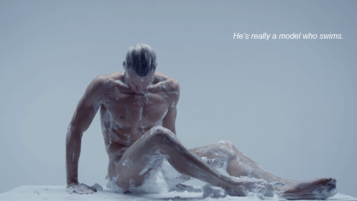 Nowness Swimmer Close Shave