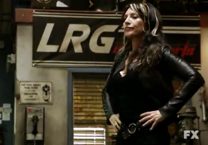 Katey Sagal in Sons of Anarchy