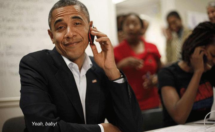 Barack Obama Telephone