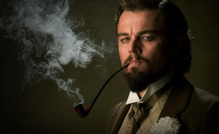 Leonardo di Caprio Django Unchained