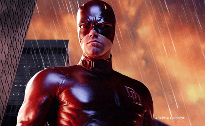 Ben Affleck Daredevil