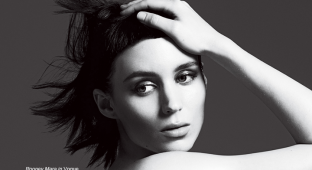 Rooney Mara US Vogue