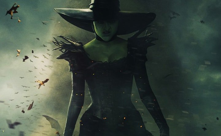 Mila Kunis as Wicked Witch