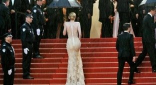 Elizabeth Debicki Cannes Film Festival 2013