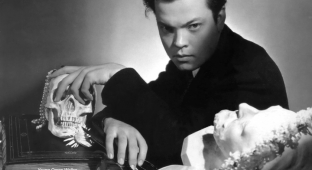Young Orson Welles