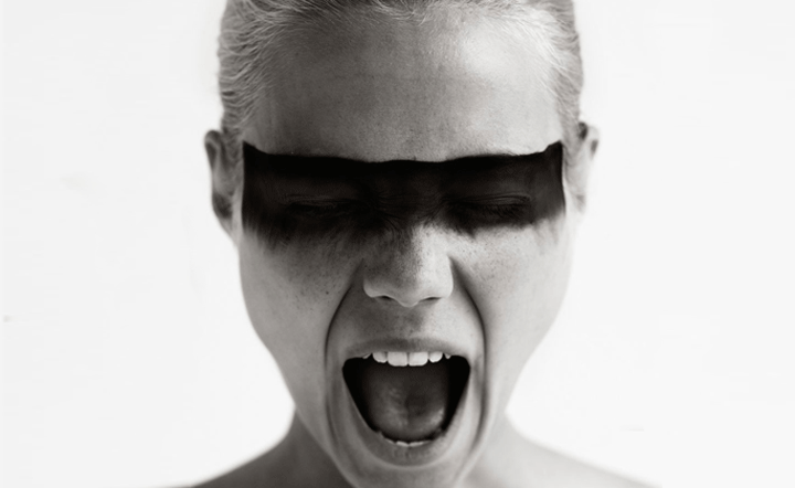 Irving Penn Scream