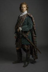 Sam Heughan Star of Outlander