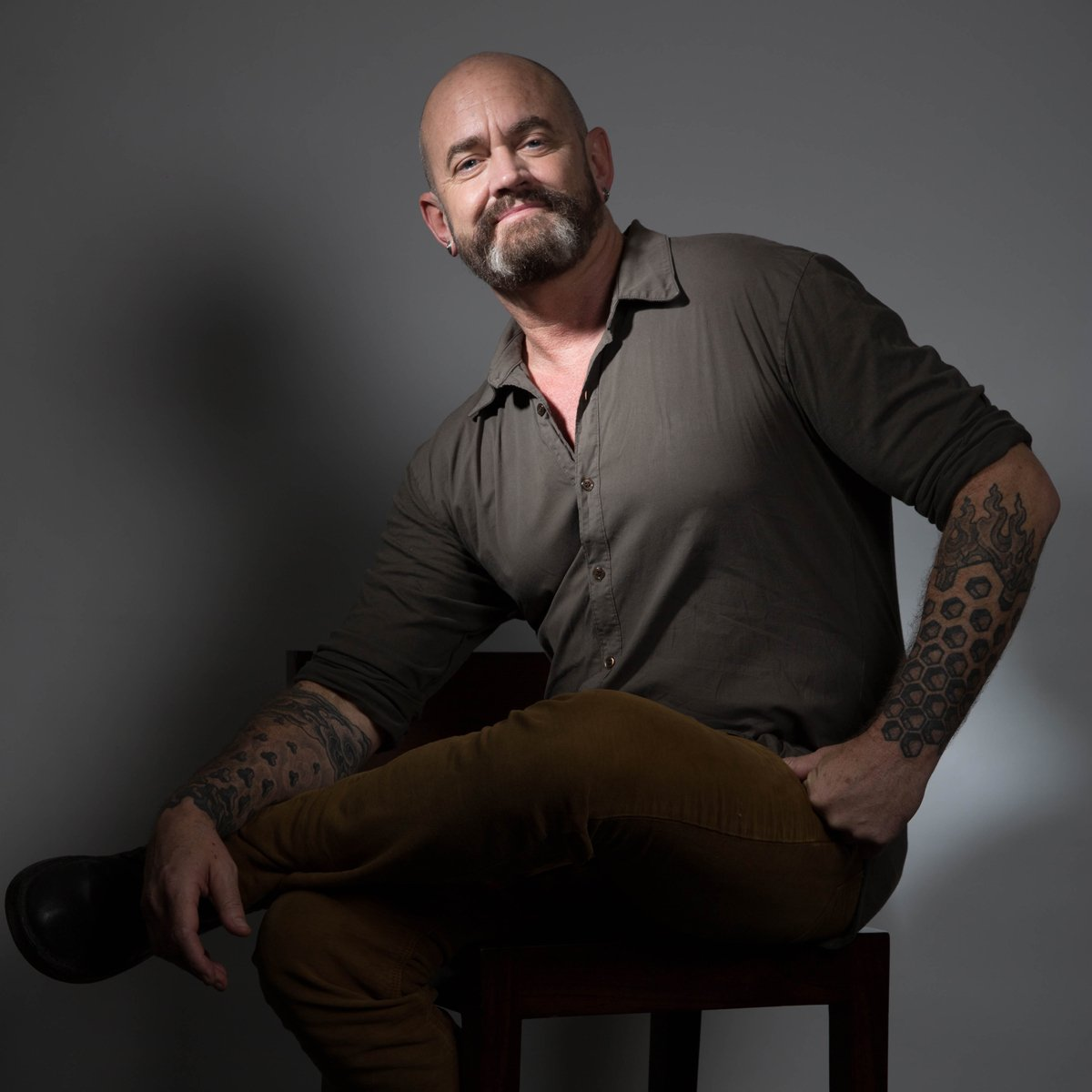 Writer-Director James Killough