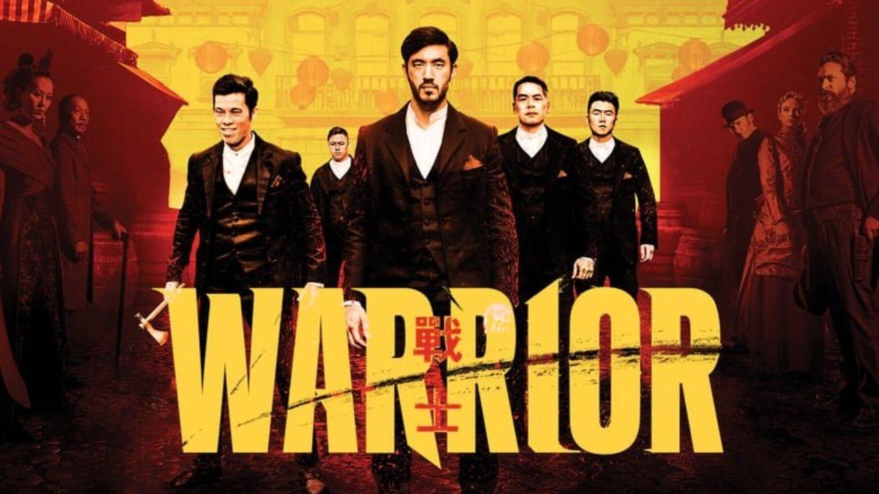 HBO Warrior with Andrew Koji