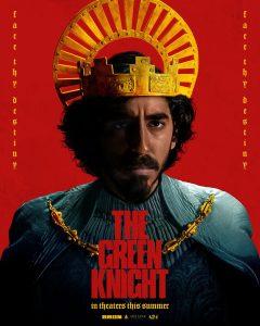 Dev Patel in The Green Knight